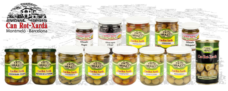 bodegó olives