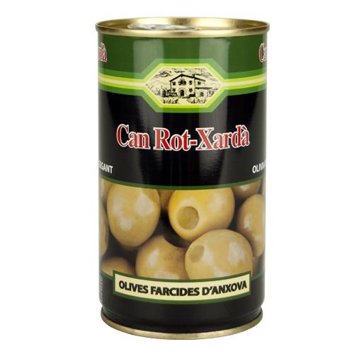 17017 Olives farcides gegants 2Qs Calibre 160/180