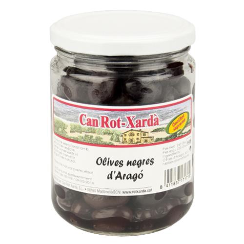 17181 Olivada negre 140ml