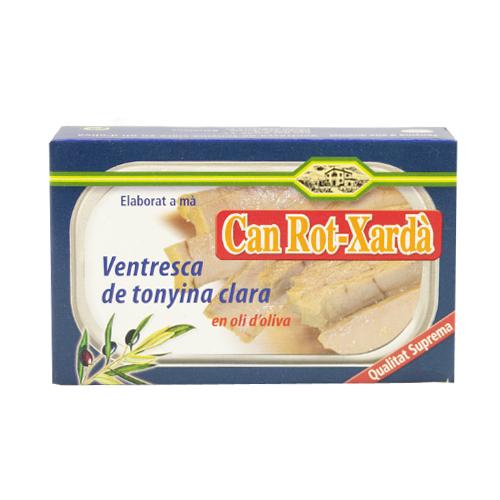 20025 Ventresca de tonyina 125ml