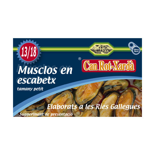 20064 – MUSCLOS EN ESCABETX 13/18 120ml