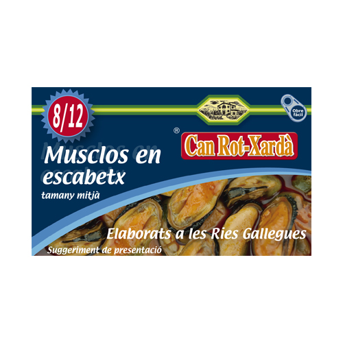 20066 – MUSCLOS EN ESCABETX 8/12 120ml