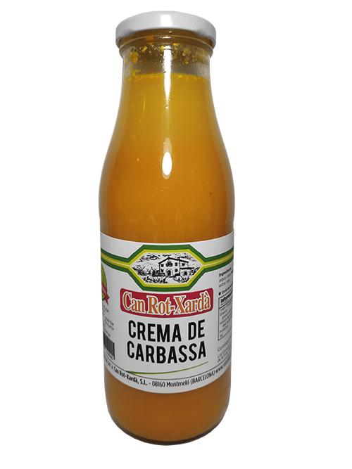 11994 Crema de carbassa 500ml